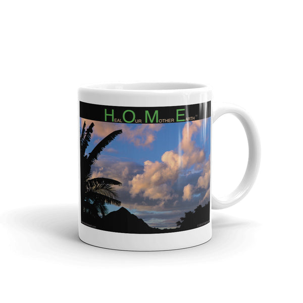 H.O.M.E. - Heal Our Mother Earth...... - Hawaii landscape