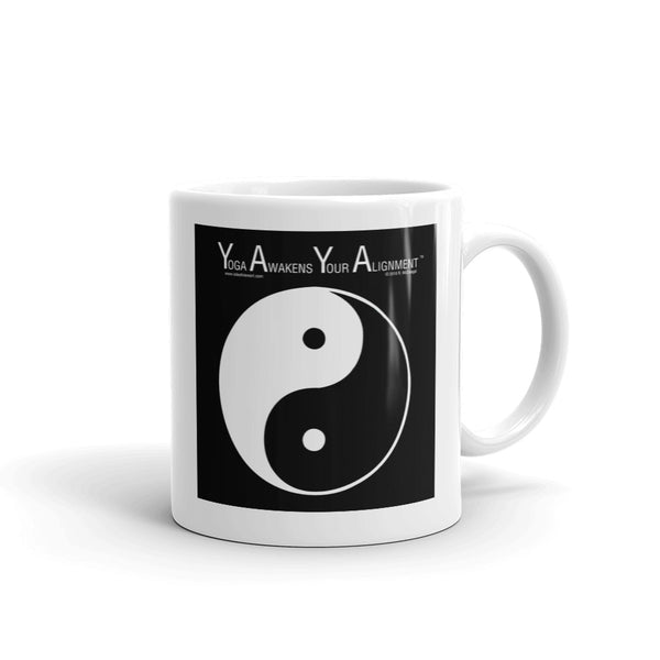 Y.A.Y.A. - Yoga Awakens Your Alignment Mug