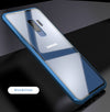 Magnetic Adsorption Case double side Tempered Glass for Samsung