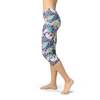 Womens Sloth Capri Leggings