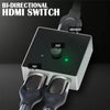 Bi-directional HDMI Switch