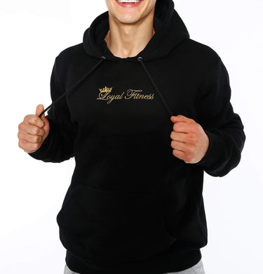 Black Hoodie Gold Edition