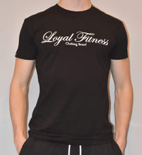 Black performance t-shirt