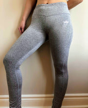 Grey Loyal Fitness Legging with Hidden Pocket