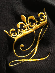GOLD EDITION Performance t-shirt (embroidered logo)