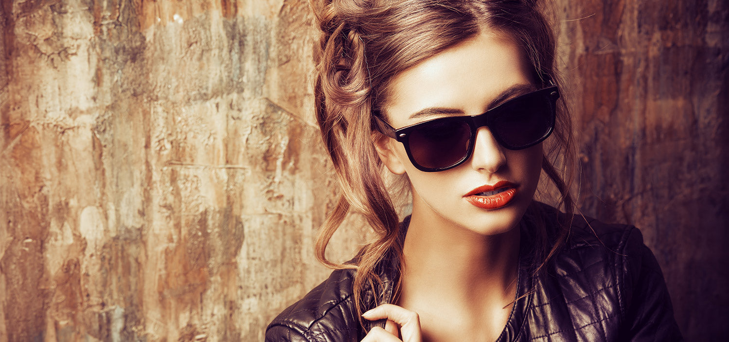 Classic Shape Sunglasses - Fashion Suncrush