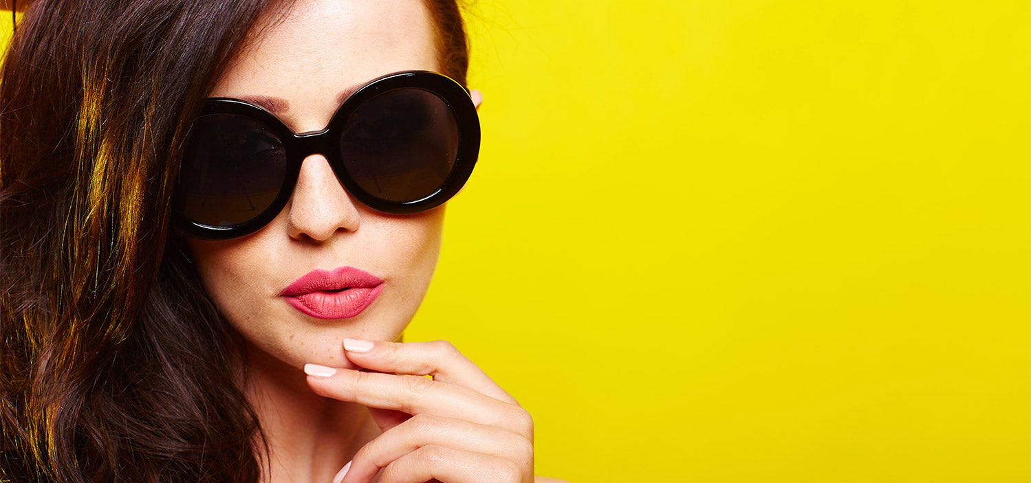 Oversized Shape Sunglasses - Fashion Suncrush