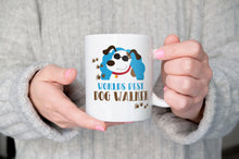 Load image into Gallery viewer, World's Best Dog Walker Pet Care Taker Coffee Mug