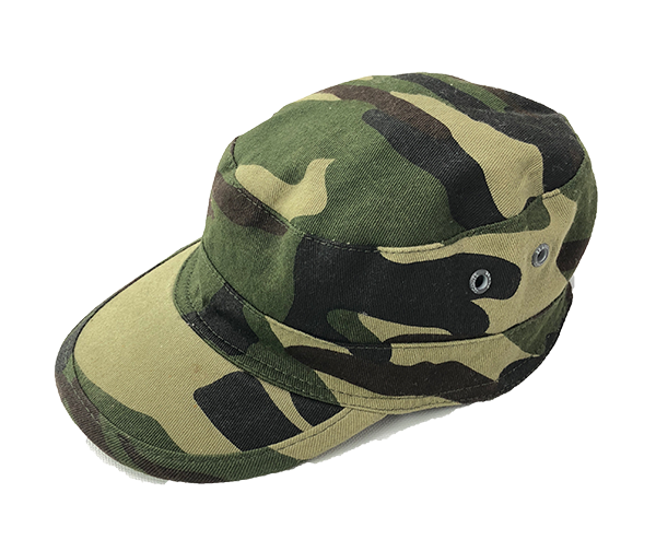 Lookout Woodland Camo Cap