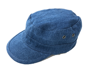 Lookout Denim Cap