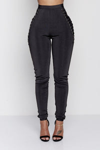 NATASHA PANTS | BLACK