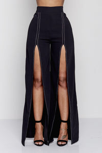 SASHA PANTS | BLACK