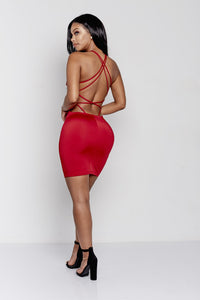 RIRI DRESS | RED