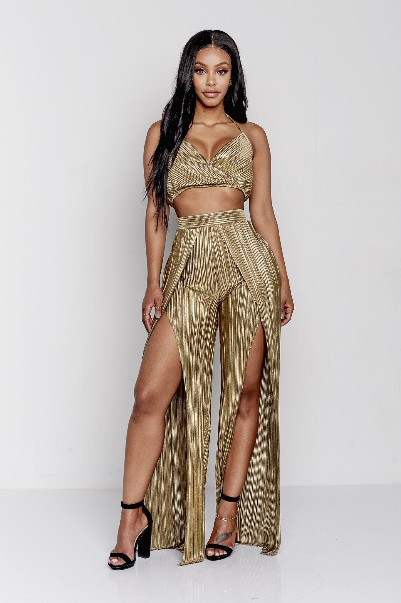 FOXXY SET | GOLD