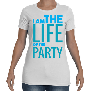 "The ""Life Of The Party"" Signature Tee"