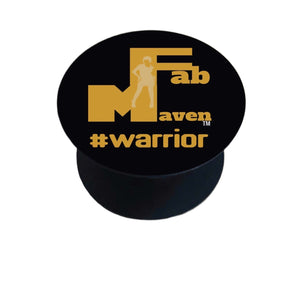 Fab Maven Logo Phone Pop Up Stand/ Holder