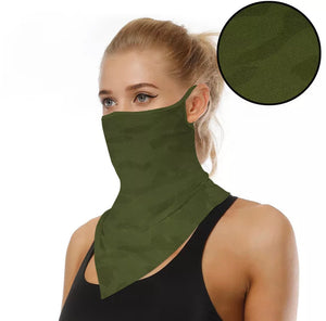 Breathable Lightweight Face Cover