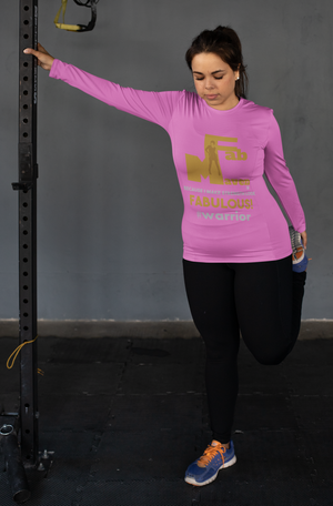 Fab Maven Logo Yoga Top