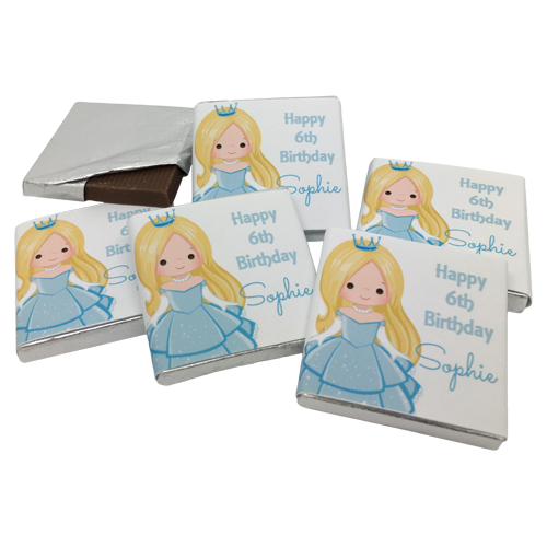 Cindy Personalised Chocolate Birthday Favours