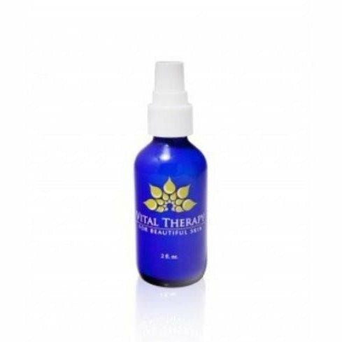 Vital Therapy Antioxidant Moisturizer for Dry/Damaged Skin 2 oz. Bottle - Naturally Complete