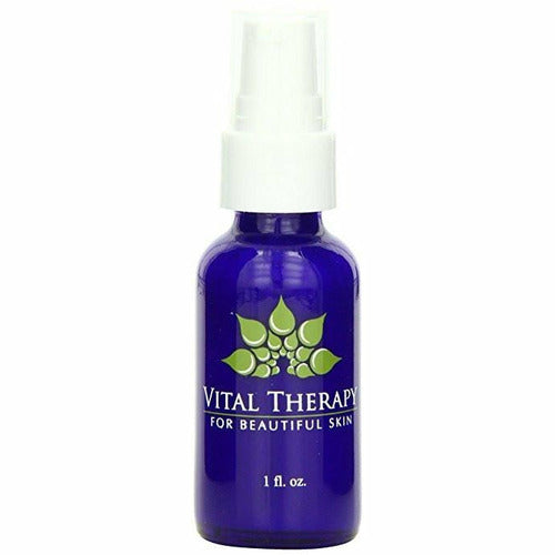 Vital Therapy Facial Care Plastic Surgery in a Bottle 1 oz. Pump Bottle - Naturally Complete