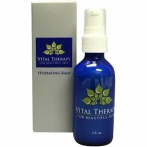 Vital Therapy Facial-Moisturizers Hydrating Rain 2 oz. Bottle | Made In The USA - Naturally Complete