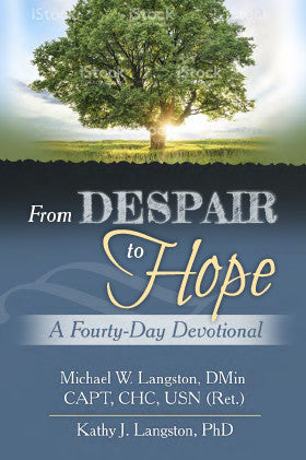 From Despair to Hope: A Forty Day Devotional