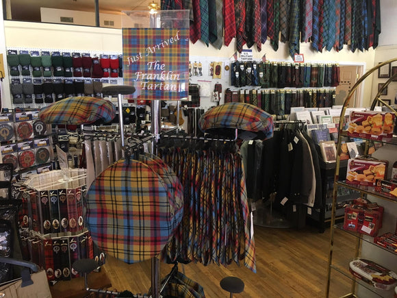 The Franklin Tartan