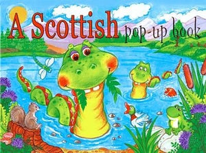 A Scottish Pop Up Book