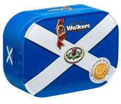 Saltire Tin Shortbread