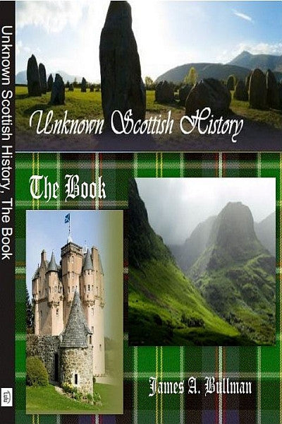 Unknown Scottish History, The Book