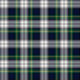 Gordon or Royal Stewart Tartan Dress with Full Circle Skirt