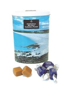 Hebridean Sea Salt Fudge