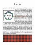 Family History Sheets (Names E-H)