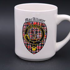 Clan Crest Coffee Cups - (MAC)