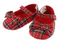 Mary Jane Shoes Stewart Tartan