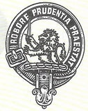 Polished Pewter Crest Badges (M-Z)