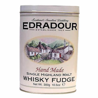 Edradour Single Malt Whisky Fudge