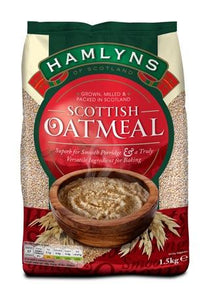 Hamlyn's Scottish Oatmeal