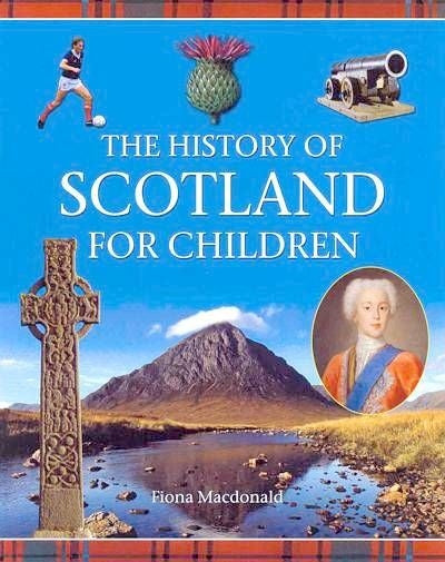 The History of Scotland for Children