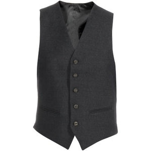 Lochniver 5-button Argyll Tweed Waistcoast