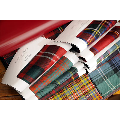 Reiver 10 oz. Fabric (Tartans T-Z)