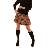 Ladies Mini-Kilt Skirts
