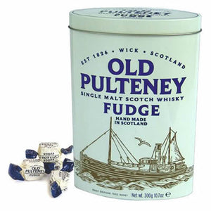 Old Pulteney Single Malt Whisky Fudge