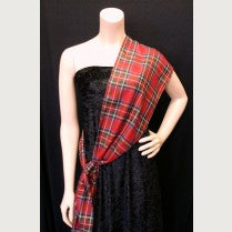 Sash (Spring Weight 8 oz ) Tartans - MAC 2