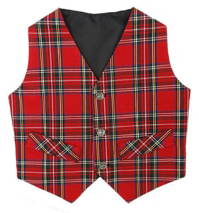 Boys and Toddlers  Waistcoat