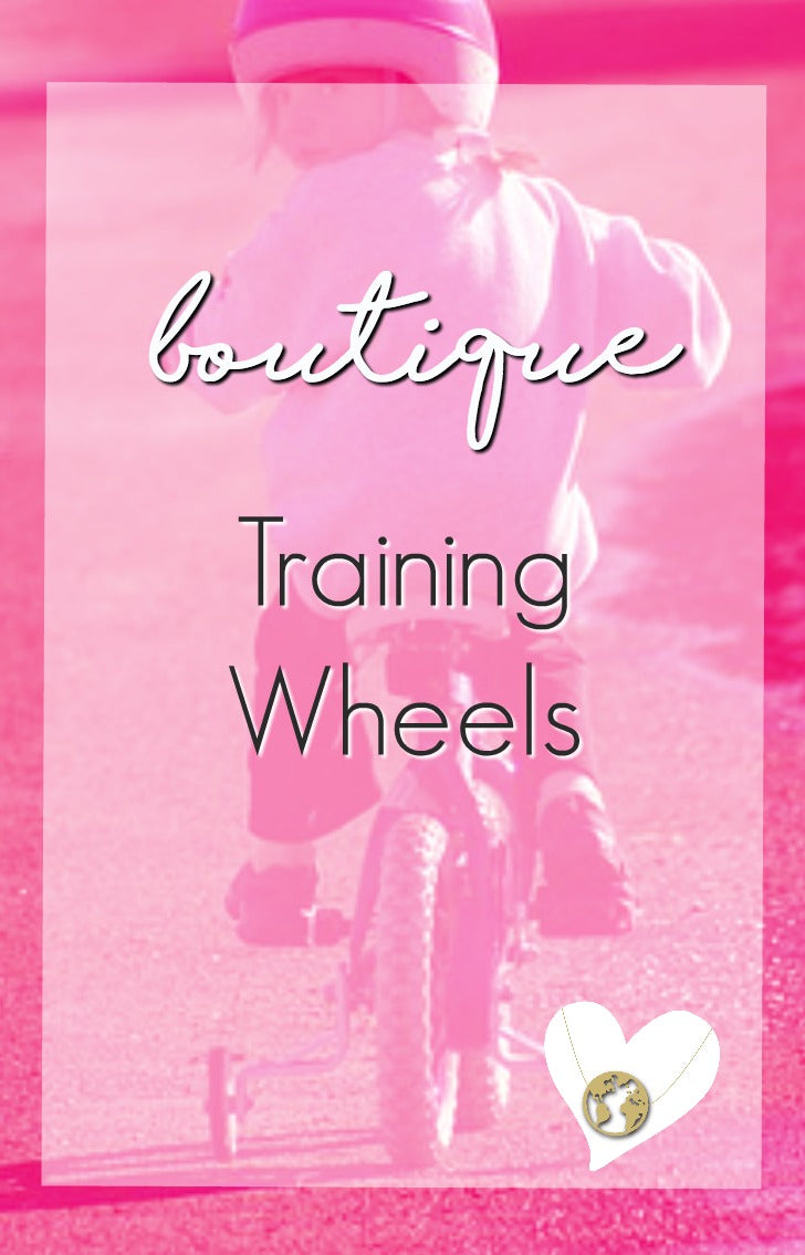 Training Wheels Boutique Coaching Package