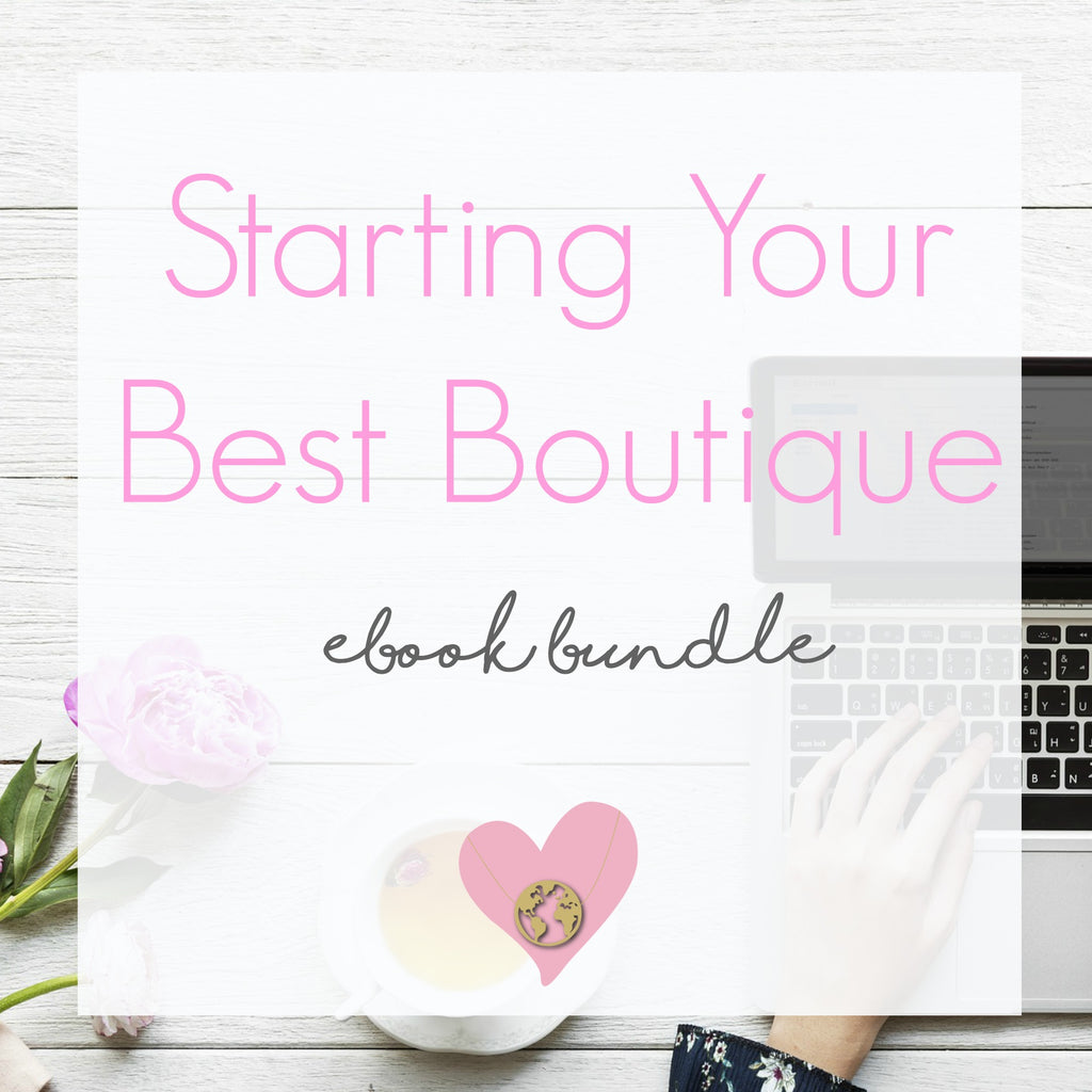 Start Your Best Boutique eBook Bundle!