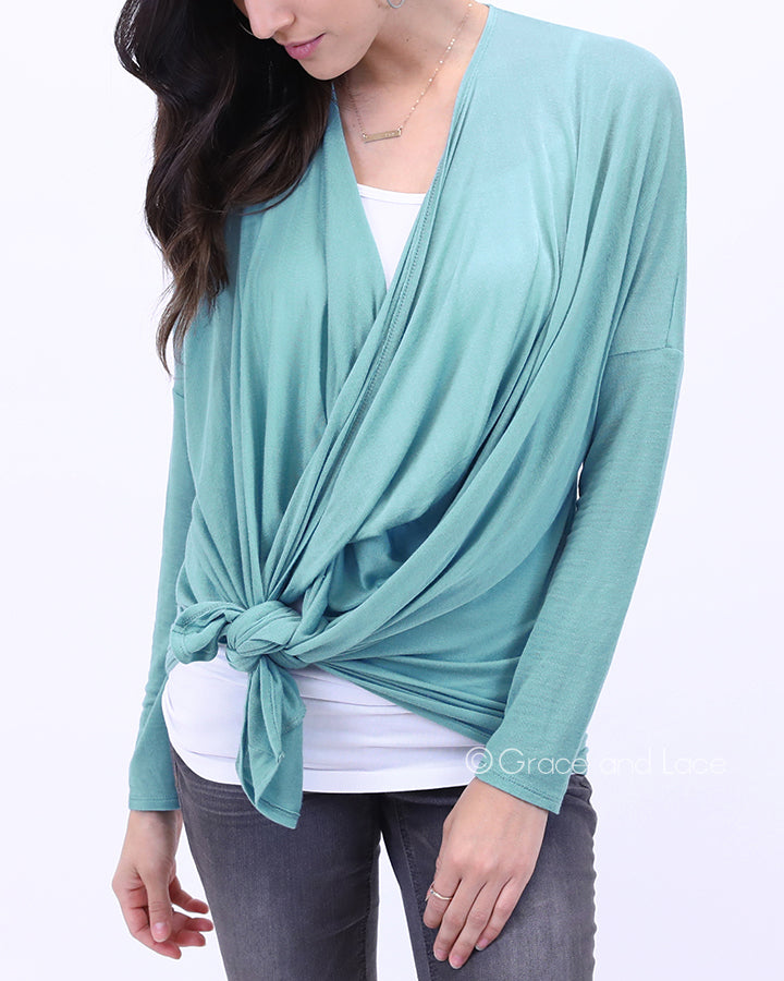 Grab and Go Multi-Wear Knit