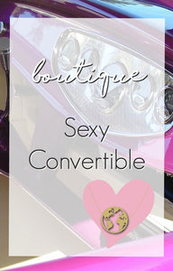 Sexy Convertible Boutique Coaching Package